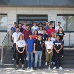 Una veintena de alumnos universitarios realizan prácticas de verano en el Complejo Industrial de Repsol en Puertollano