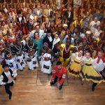 Comienza el 37º Festival Internacional de Folklore con la recepción oficial a los grupos participantes