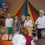 Puertollano: La alcaldesa participa en el Día de los Abuelos y destaca su papel esencial en el bienestar de las familias