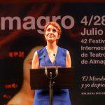 Almagro se rinde al talento «furiosamente singular» de Adriana Ozores, Premio Corral de Comedias 2019