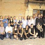 Gran acogida al recital 'Palabra de poeta' en el Palacio de Clavería de Aldea del Rey