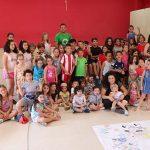 132 menores acuden al Campus Urbano que organiza el Ayuntamiento de Argamasilla de Calatrava