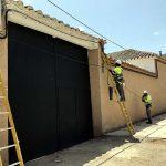 Comienzan a instalar la fibra óptica a los vecinos de Carrizosa