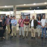 La exposición 'Carlos Flores y la Arquitectura Popular', protagonista en el Colegio de Arquitectos de Ciudad Real