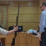 Acusado de matar al director de banco de La Solana asegura que cogió la escopeta para quitarse la vida a sí mismo