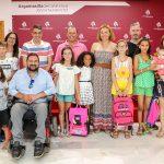 Tres menores de Ucrania y una saharaui retornan a Argamasilla de Calatrava