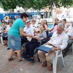 La Semana Cultural de la Universidad Popular y de los Mayores llenan de vida las calles de Porzuna