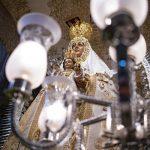 Fieles a la tradición de la víspera de San Lorenzo