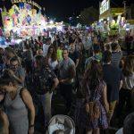 La misma diversión, con menos estruendo: Éxito de público en la noche de Feria sin ruido