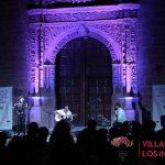 Jorge Pardo en Trío deslumbra en el espectacular escenario de la puerta norte de la Iglesia de San Andrés