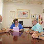 Siniestralidad laboral e infraestructuras viarias centran la reunión entre el Gobierno regional y los sindicatos CCOO y UGT en Ciudad Real