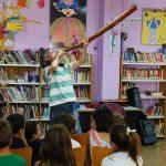 La música protagoniza los cuentos de Alejandro Cerro en la Biblioteca