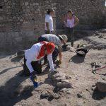 Arqueólogos de cuatro universidades inician una nueva campaña de excavaciones en Calatrava La Vieja