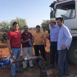 Bolaños de Calatrava explora alternativas para abastecerse de agua ante la alerta del embalse Vega de Jabalón