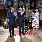 Dionisio Céspedes Navas, nombrado Ciudadano Ejemplar de Ciudad Real 2019