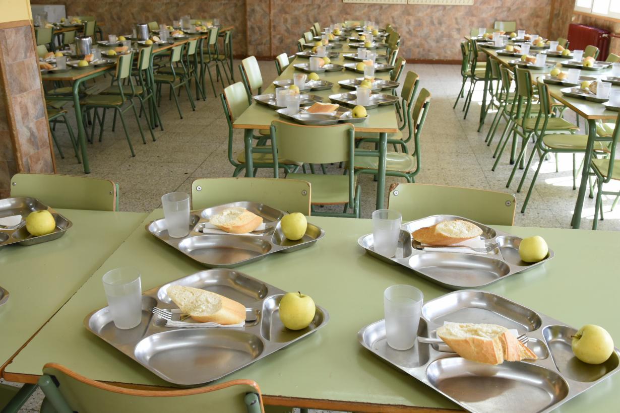 La Junta abrirá 16 nuevos comedores escolares, 6 en la ...