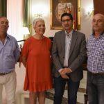 La alcaldesa de Villamanrique pide ayuda a la Diputación para arreglar la calle de la Tejera