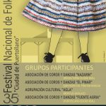 Puertollano celebra este sábado el XXXV Festival Nacional de Folklore