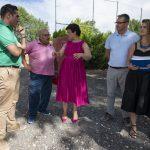 Zamora asegura que siempre se ha informado a los vecinos de Las Casas y a la alcaldesa pedánea del retraso de los proyectos