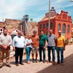 El PP se compromete a estudiar las peticiones de los encerrados en la mina de Almadén y trasladarlas a las administraciones