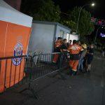 Cuatro atenciones sanitarias y un traslado al hospital, en la penúltima noche de Feria