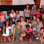 Isabel Rodríguez destaca la solidaridad de Puertollano con los niños saharauis