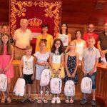 Puertollano: Isabel Rodríguez ensalza la solidaridad de las familias en la despedida a los niños ucranianos