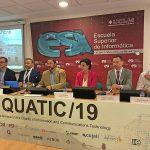 Pilar Zamora inaugura la conferencia internacional QUATIC 2019