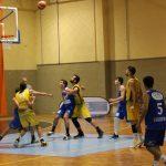 El Príncipe Felipe será escenario del derbi local de baloncesto capitalino en el Torneo Diputación