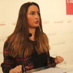 """Cristina López: """"Cañizares representa la era del despilfarro en el Ayuntamiento de Ciudad Real"""""""