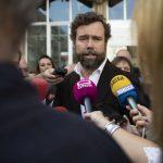 Espinosa de los Monteros se muestra optimista y confía en que Vox «dé la sorpresa» mejorando resultados