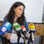 """Nieves Peinado: """"Desde que el PSOE gobierna con  Ciudadanos han cambiado la participación por la censura"""""""