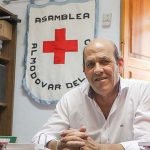 Almodóvar del Campo: Paco Real ha sido reelegido presidente local de Cruz Roja para otros cuatro años más