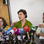 Ciudad Real: Pilar Zamora brinda el apoyo del Ayuntamiento a los vecinos afectados por la fuerte tormenta