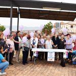 Puertollano: Recuerdos perdidos lanzados al cielo en el Día Mundial del Alzheimer