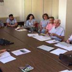Colectivos de Puertollano y Almadén reactivan la plataforma por la opción sur de la Autovía A-43