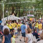 La alta participación fue protagonista indiscutible en las Fiestas del Cristo del Consuelo de Torralba de Calatrava