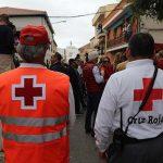 Cuatro personas atendidas por Cruz Roja Española en el último encierro de Almodóvar del Campo
