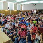 Se constituye la Plataforma Forzados contra el «abandono» de la comarca de Almadén