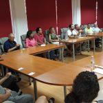Acordada la creación de una oficina de orientación empresarial en Almadén