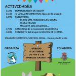 La Bienvenida organiza un festival de mascotas para el próximo 5 de octubre en el Parque de Gasset