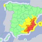 Alerta amarilla por fuertes lluvias y rachas de viento de hasta 70 kilómetros/hora en Ciudad Real