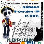 Puertollano: La terraza restaurante Las Pistas acogerá el 5 de octubre el concierto de Versión Beta
