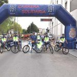 La Policía Nacional celebrará eventos deportivos para festejar los Santos Ángeles Custodios