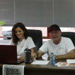 Miguel Ángel Márquez presenta el proyecto Oretania a los alcaldes de la Mancomunidad del Valle de Alcudia y ASETURVA