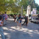 Aperitivo itinerante del III Festival Swing Ciudad Real