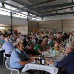 El homenaje a los mayores cerró las Fiestas de Septiembre de Villamayor de Calatrava