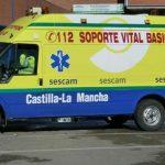 Fallece un hombre de 51 años tras colisionar el turismo que conducía con un camión en la N-430, en Luciana