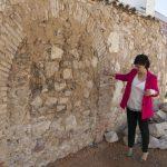 Ciudad Real: Los muros encontrados en el aparcamiento de la calle Lirio corresponden a un edificio civil del siglo XV