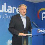 Cañizares hace un llamamiento para evitar que Sánchez «siga llevando a España a la crisis económica, la fractura social y la división territorial» y pide la unidad en torno al PP